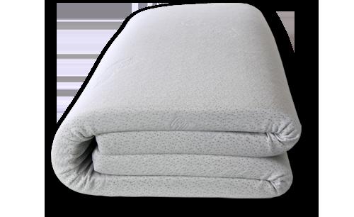 8 cm viscoelastische matratzenauflage visco memoryschaum. Black Bedroom Furniture Sets. Home Design Ideas