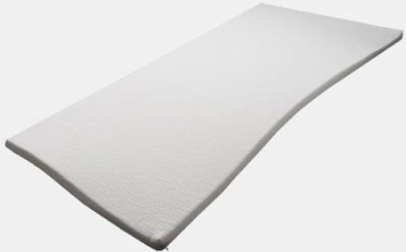 viscoelastische matratzenauflage topper bettauflage reisematratze matratze ebay. Black Bedroom Furniture Sets. Home Design Ideas