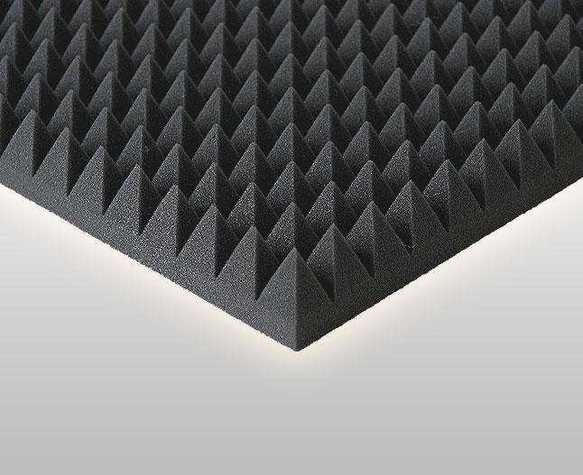 schallschutzmatte schallisolierung antidr hnmatten schaumstoffplatten 8m. Black Bedroom Furniture Sets. Home Design Ideas